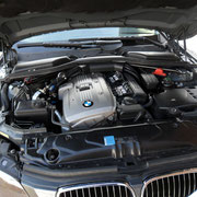 BMW n54, verwendet im e60,e90