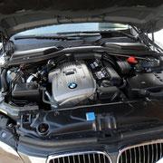 BMW n52, verwendet im e60, e61 e53 ,e90