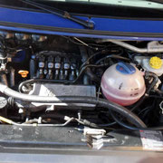 VW T4 2,5l Fünfzylinder