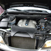 BMW X5 mit n62 Valvetronic Motor