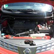 Nissan Note mit BRC SQ24