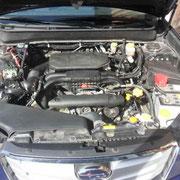 Subaru Outback 2012 mit Prins VSI