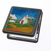 Art.Nr. 8433 - Weiße Häuser - Van Gogh