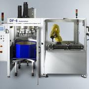 Sistemas de polimento robotizados
