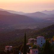 Lama (Corse) - Août 2015