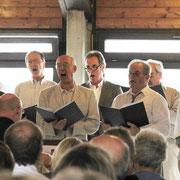 Volle Dröhnung: Der Neue Chor aktiv