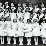 Erstkommunion 1960