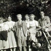 Holzhamer Jugend ca 1960