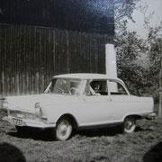 das erste Auto