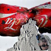 Jürgen Wegener - Werkgruppe Coca-Cola-Bilder - 9.7.13 das leck 001