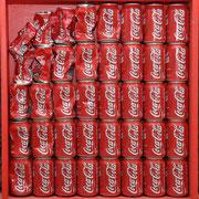 Jürgen Wegener - Werkgruppe Coca-Cola-Bilder - cc 1 s