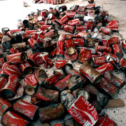 Jürgen Wegener - Werkgruppe Coca-Cola-Bilder - zwischenlager