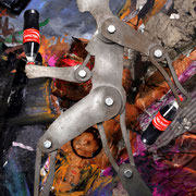 Jürgen Wegener - Werkgruppe Coca-Cola-Bilder - coke walking 5