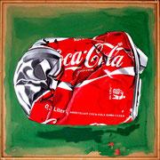 Jürgen Wegener - Werkgruppe Coca-Cola-Bilder - 28