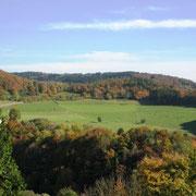 Urlaub in NRW - Aussicht auf die Eifel