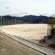 ⑤スポーツ合宿では、湯来南運動公園がお勧めです。野球・サッカー・テニスなどが可能。