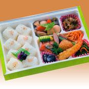 2. 研修や合宿などでのリーズナブルな通常のお弁当もございます。