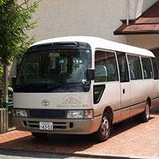 10名以上の研修プランであれば、広島近郊からの送迎も無料です。