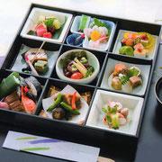 3. 大切なお客様に対しての松花堂弁当はいかがでしょう。
