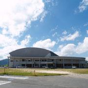 ⑥近くには、湯来町体育館もあり室内スポーツもOK!(要予約)
