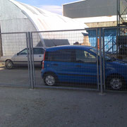 Fa.Hurler Magstad Zaunbau
