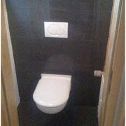 WC-Komplettumbau