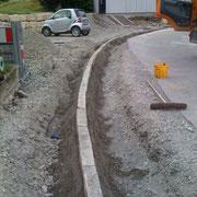 Stadt Werke Sindelfingen Parkplätze Neu gestalltet und gepflastert