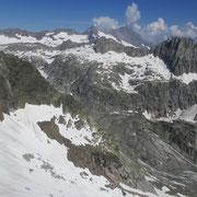 Hiendertelltihorn, Ritzlihorn, Alplistock