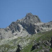 Das Märenhorn, im Winter eine lohnende Schitour.