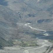 Gletschervorfeld des Unterargletschers
