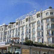 Hôtel Martinez - Cannes - 2012 © Anik COUBLE