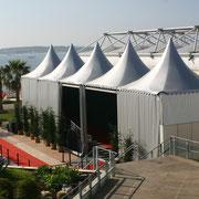 Salle du soixantième - Cannes - 2007 © Anik COUBLE