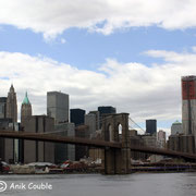 Brooklyn Bridge - 2010 © Anik COUBLE