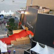 Palais des Festivals de Cannes - 2006 © Anik COUBLE