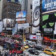 Time Square - 2010 © Anik COUBLE