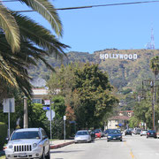 Les collines d'Hollywood - 2011 © Anik COUBLE