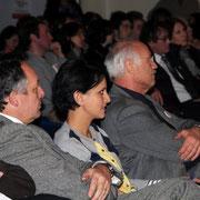 Thierry BRAILLARD, Najat VALLAUD-BELKACEM, Jean-Louis TOURAINE  / Photo : Anik Couble