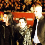 "Le groupe ""Placebo""  / Photo :  Anik Couble"