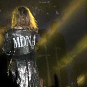 Concert de Madonna (MDNA Tour 2012), au stade Charles Ehrmann à Nice © Anik COUBLE