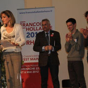 Claire SADDY, présidente de supplément d'Ame  / Photo : Anik Couble
