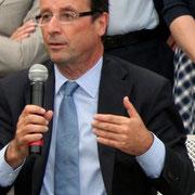 François Hollande © Anik COUBLE