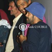 Jamel Debbouze, Samy Naceri et Bernard Blancan  / Photo : Anik Couble