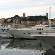 Port de Cannes - 2011 © Anik COUBLE