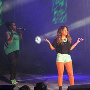 Amel Bent - Lyon - 25 avril 2012 © Anik COUBLE