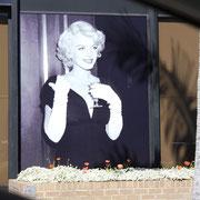 Maryline,  au hasard d'une rue de Los Angeles - 2011 © Anik COUBLE