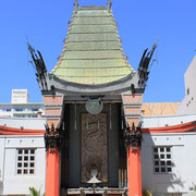 Chinese Theatre,  sur Hollywood Boulevard - 2011 © Anik COUBLE