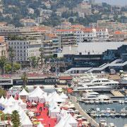Le quartier du Pantiero à Cannes - 2012 © Anik COUBLE
