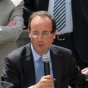 François Hollande © Anik COUBLE
