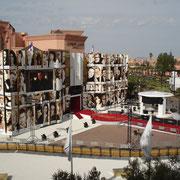 Palais de Congrès - Marrakech © Anik COUBLE