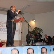 Jean-Jack QUEYRANNE, Président de la Région Rhône-Alpes  / Photo : Anik Couble